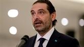Crise au Liban : le Premier ministre désigné Saad Hariri jette l'éponge