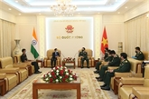 Défense : le Vietnam resserre ses liens avec la République de Corée et l'Inde