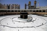COVID : deuxième grand pèlerinage en nombre limité à La Mecque