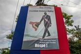 Haïti : les funérailles du président assassiné le 23 juillet