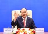 Allocution du président Nguyên Xuân Phuc à la réunion informelle des dirigeants de l'APEC