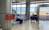 Suspension de vols de passagers à destination et en provenance des provinces méridionales