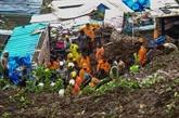 Inde : au moins 34 morts dans un glissement de terrain