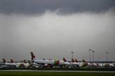 Portugal : des centaines de vols annulés en raison d'une grève des bagagistes