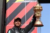 F1 : Hamilton reste le boss à Silverstone et défie Verstappen
