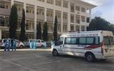 Un hôpital pour traiter les cas graves de COVID-19