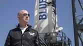 Jeff Bezos s'envole mardi 20 juillet dans sa fusée, nouveau pas pour le tourisme spatial