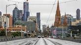 Australie : le confinement prolongé à Melbourne