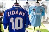 Un maillot de Zidane pour France - Brésil 98 vendu à plus de 100.000 dollars aux enchères