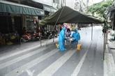 Hanoï renforce les tests de dépistage du SARS-CoV-2