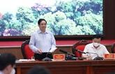 Le PM exhorte à développer Hanoï à la hauteur de sa stature
