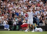Wimbledon : Federer bien plus convaincant