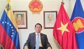 Le Vietnam souhaite promouvoir l'amitié et la coopération avec la Colombie