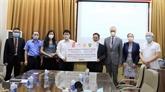 Le ministère de la Santé reçoit 190.000 kits de test de COVID-19 de l'Allemagne