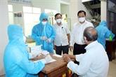 COVID-19 : le Vietnam enregistre 219 nouveaux cas en plus de six heures