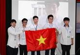 Six élèves vietnamiens concourent aux Olympiades internationales de mathématiques 2021