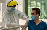Quang Ninh a vacciné plus de 70% des ouvriers des parcs industriels
