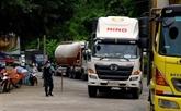 Aucun test de COVID n'est requis pour les transporteurs de marchandises dans les 19 localités du Sud