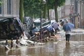 La Belgique se recueille en hommage aux victimes des inondations