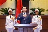 Vuong Dinh Huê réélu président de l'Assemblée nationale