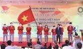 JO 2020 : les Vietnamiens au Japon parrainent des émetteurs wifi gratuits pour les sportifs