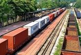 Départ du premier train de fret entre le Vietnam et la Belgique
