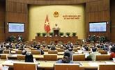 Assemblée nationale : d'importants postes seront élus aujourd'hui