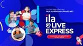Langue anglaise : ILA lance le programme d'enseignement en ligne ILA@Live Express