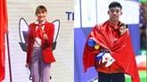 JO de Tokyo: le premier duo mixte porte-drapeaux pour le Vietnam
