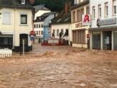 Inondations :Berlin décide de premières aides financières pour les sinistrés