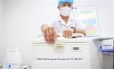 La JICA octroie 1.600 boîtes réfrigérantes pour les vaccins au Vietnam