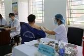 COVID-19 : Lào Cai vaccine les résidents frontaliers avec Vero Cell