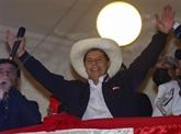 Le Vietnam félicite le nouveau président du Pérou
