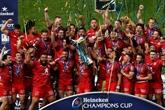 Coupe d'Europe de rugby: tirage clément pour Toulouse et La Rochelle