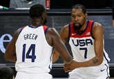 Basket : une Team USA amoindrie, mais au potentiel offensif redoutable aux JO