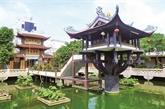La Pagode au pilier unique de Hanoï a aussi son imitateur au Sud