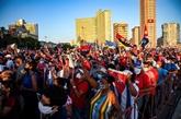 Message de solidarité du Vietnam avec le peuple cubain