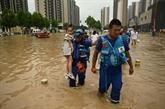 Inondations en Chine : après le chaos, Zhengzhou panse ses plaies
