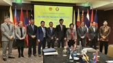 ASEAN - Australie : le Comité à Canberra promeut son rôle de passerelle