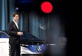 L'allemand Daimler