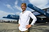 Voile : François Gabart met à l'eau son nouveau trimaran à Concarneau