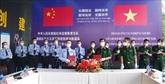 Vietnam - Chine : Lào Cai et le Yunnan coopèrent dans la gestion des frontières