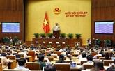 Le gouvernement compte 18 ministères et quatre organes de rang ministériel