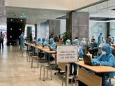 COVID : Viettel envoie ses techniciens pour soutenir la campagne de vaccination