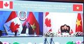 Le premier Dialogue sur la politique de défense Vietnam - Canada