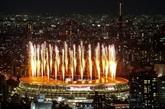 JO-2020 : la cérémonie d'ouverture des Jeux de Tokyo a débuté
