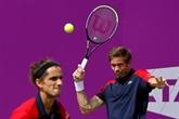 Tennis : la paire Herbert/Mahut sortie d'entrée aux JO