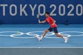 Beaucoup d'absents à Tokyo, Djokovic sur la route du