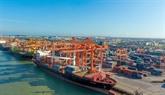 Plus de 425 millions de tonnes de marchandises passent par les ports maritimes