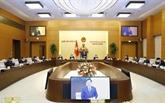 La XVe Assemblée nationale élira le président de la République